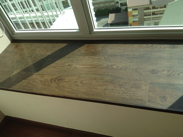Hong ye bay window products hong ye eco technologies for What to put in front of a bay window
