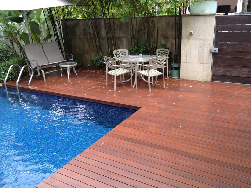 Pool Side Deck Hong Ye Eco Technologies