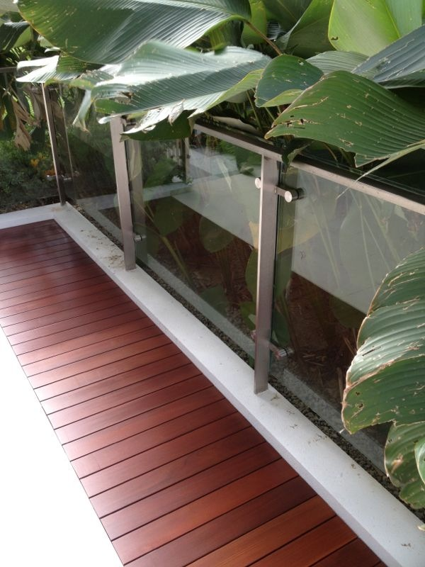 Condo Planter Box Deck Hong Ye Eco Technologies