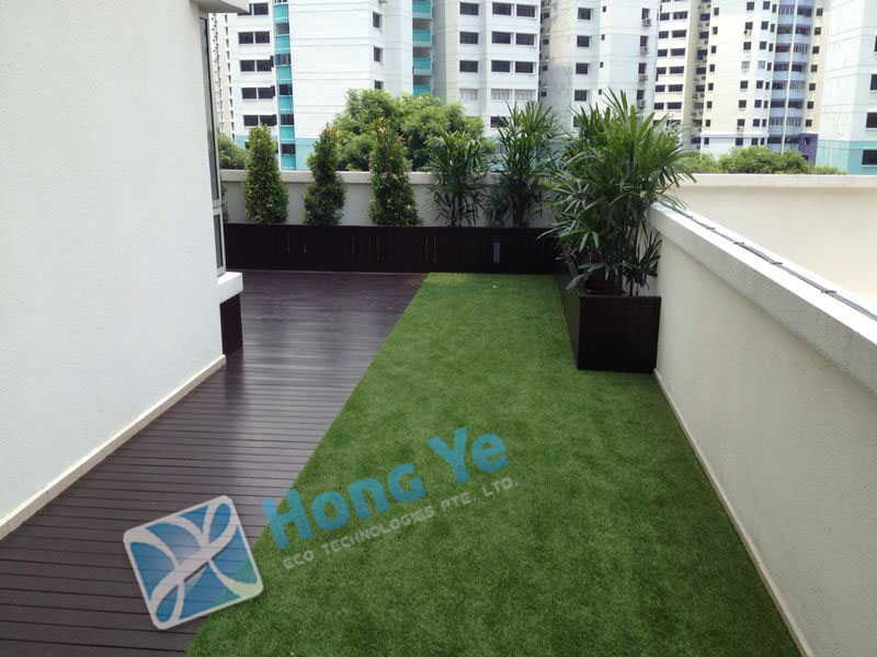 Singapore Artificial Grass & Astro Turf | Hong Ye Eco Technologies