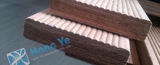 Hongye introduces Heveatech to our timber products