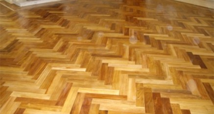 Find Stylish Burmese Teak Parquet Flooring That Suits Your Budget - Is parquet flooring expensive